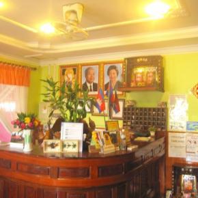 Hostely a ubytovny - Ta Som Guesthouse