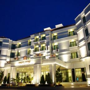 Hostely a ubytovny - Tara Angkor Hotel