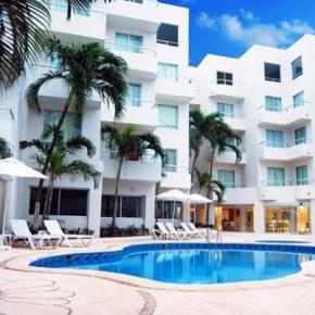 Hostely a ubytovny - Ramada Cancun City Hotel