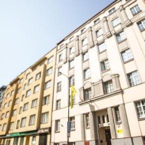 Hostely a ubytovny - Dizzy Daisy Hostel Prague