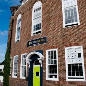 Hostely a ubytovny - Journeys Brighton Hostel