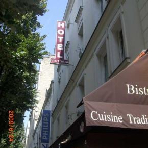 Hostely a ubytovny - Hotel Victoria - Paris