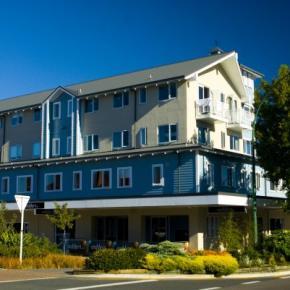 Hostely a ubytovny - Base Taupo