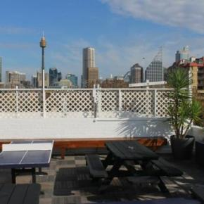 Hostely a ubytovny - Sydney Central Backpackers