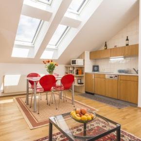 Hostely a ubytovny - Appartements Ferchergasse