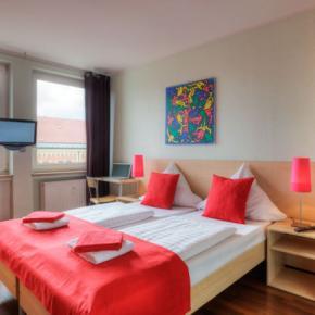 Hostely a ubytovny - MEININGER Hotel Munich  City Center