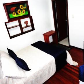 Hostely a ubytovny - Hotel Casa Paulina
