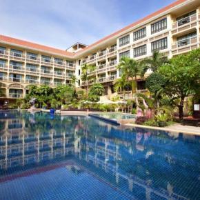 Hostely a ubytovny - Prince D'Angkor Hotel and Spa