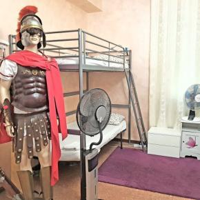 Hostely a ubytovny - Dreaming Rome Hostel