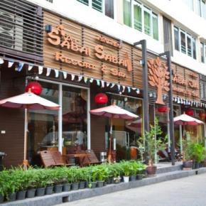 Hostely a ubytovny - Sabai Sabai@Sukhumvit Hotel