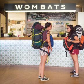 Hostely a ubytovny - Wombat's CITY Hostels Vienna – the NASCHMARKT