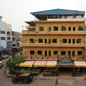 Hostely a ubytovny - Dara Reang Sey Hotel