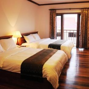 Hostely a ubytovny - Cheathata Angkor Hotel