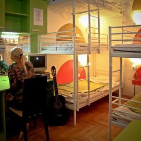 Hostely a ubytovny - Hostel Budapest Center