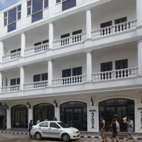 Hostely a ubytovny - Hotel Ajanta