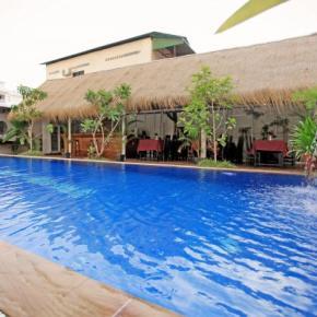 Hostely a ubytovny - Xing Angkor Hotel