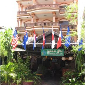 Hostely a ubytovny - Tropical Breeze Guesthouse