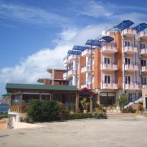 Hostely a ubytovny - Hotel Nertili-Saranda