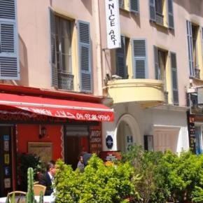 Hostely a ubytovny - Nice Art Hotel