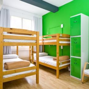 Hostely a ubytovny - Madrid Motion Hostel