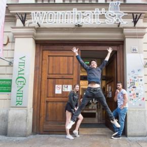 Hostely a ubytovny - wombat's CITY Hostel – Budapest