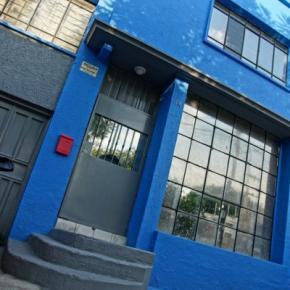 Hostely a ubytovny - Blue Pepper Hostel Chapultepec