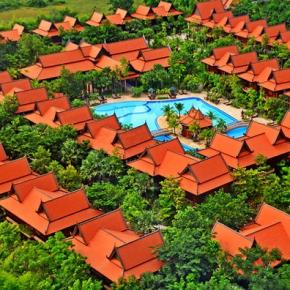 Hostely a ubytovny - Sokhalay Angkor Villa Resort