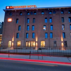 Hostely a ubytovny - MEININGER Hotel Brüssel City Center