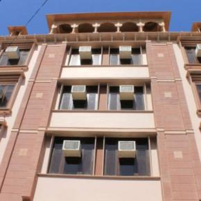 Hostely a ubytovny - Hotel Ramsingh Palace