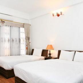 Hostely a ubytovny - Hanoi Bluebell Hotel