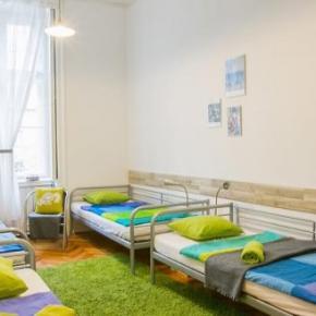 Hostely a ubytovny - Friends Hostel Budapest