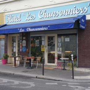 Hostely a ubytovny - Les Chansonniers