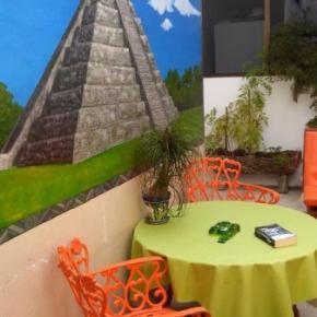 Hostely a ubytovny - Mundo Maya Hostel