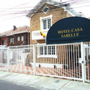 Hostely a ubytovny - Hotel Casa Sabelle