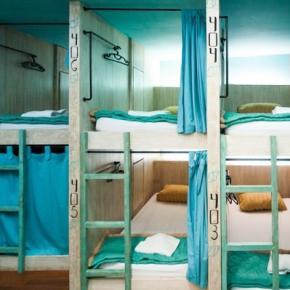 Hostely a ubytovny - Nau Here