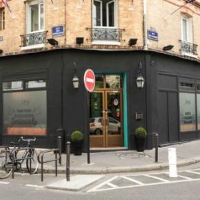 Hostely a ubytovny - Arty Paris