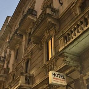 Hostely a ubytovny - Hotel Ambrosiana