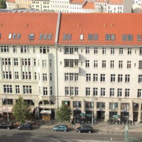 Hostely a ubytovny - St Christopher's Berlin Hostel