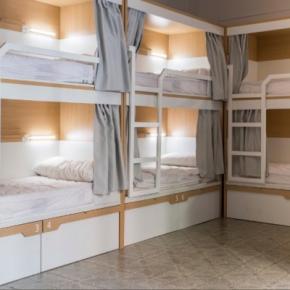 Hostely a ubytovny - The Loft hostel
