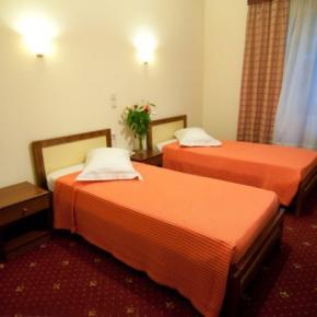 Hostely a ubytovny - Athens Moka Hotel