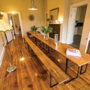 Hostely a ubytovny - Montacute Boutique Bunkhouse