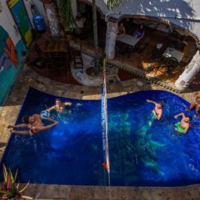 Hostely a ubytovny - Mezcal Hostel