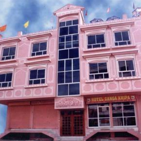 Hostely a ubytovny - Hotel Ganga Kripa