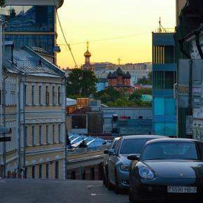 Hostely a ubytovny - Boomerang Hostel Moscow