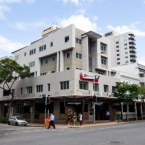 Hostely a ubytovny - Base Brisbane Uptown