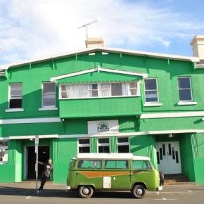 Hostely a ubytovny - The Pickled Frog