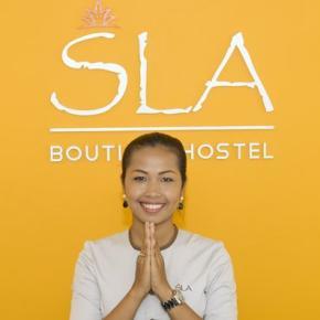 Hostely a ubytovny - Sla Boutique Hostel