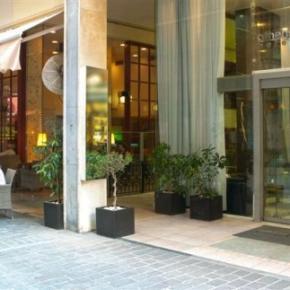 Hostely a ubytovny - Athens Cypria Hotel
