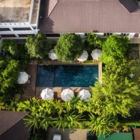 Hostely a ubytovny - La Residence Blanc Angkor