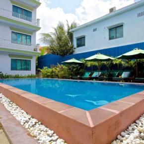 Hostely a ubytovny - Damnak Riverside Hotel